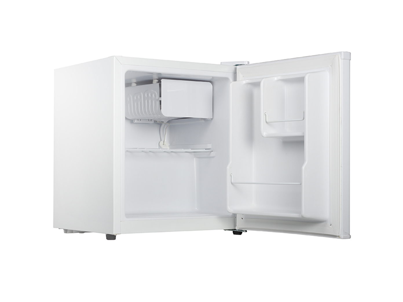 Mini Kühlschrank Offen : Kleiner mini kühlschrank freistehend 45l mit 5l gefrierfach camping