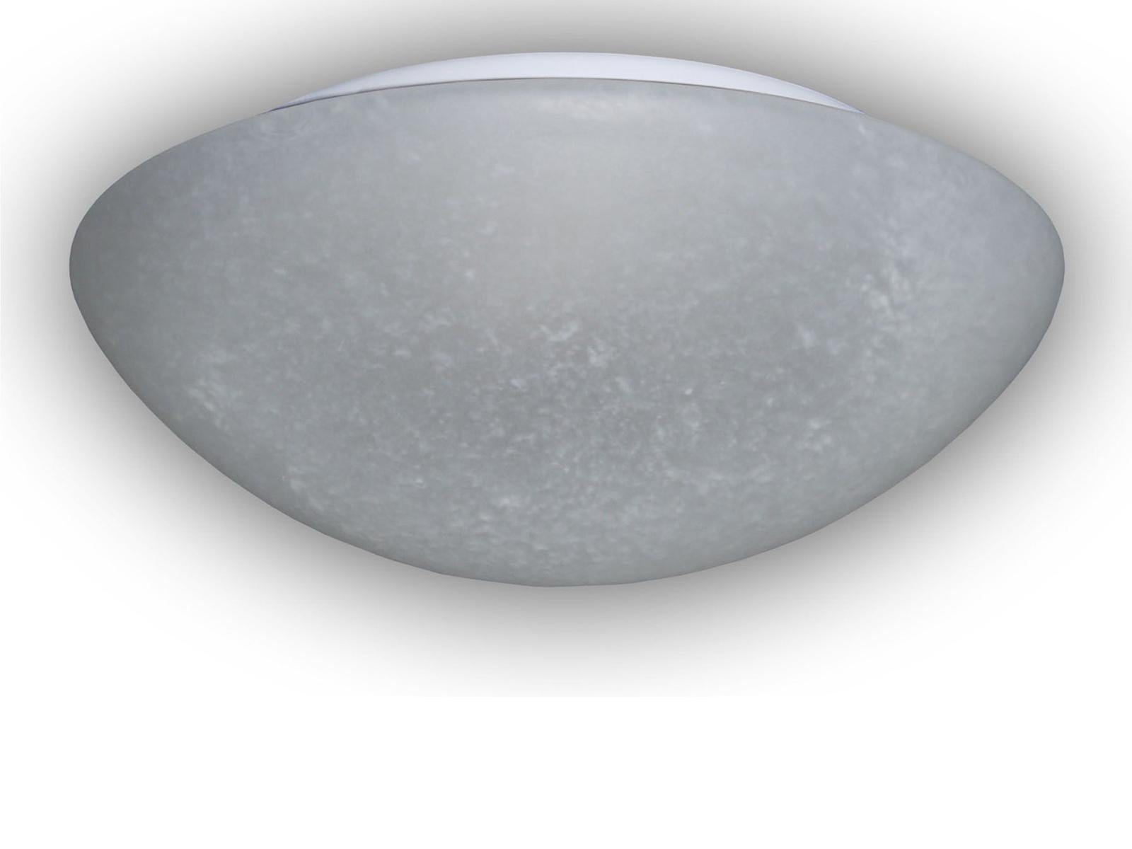 LED Decken Leuchte OPAL matt Deckenschale rund Ø 20cm LED Glasleuchte dimmbar