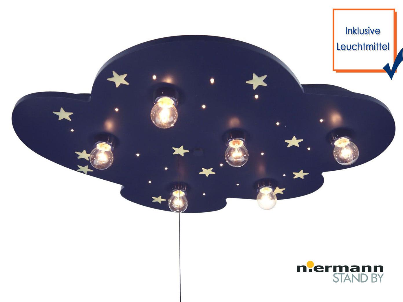 Led Deckenleuchte Kinderzimmer Alexa Schalte Licht An Led Sternenhimmel Neu