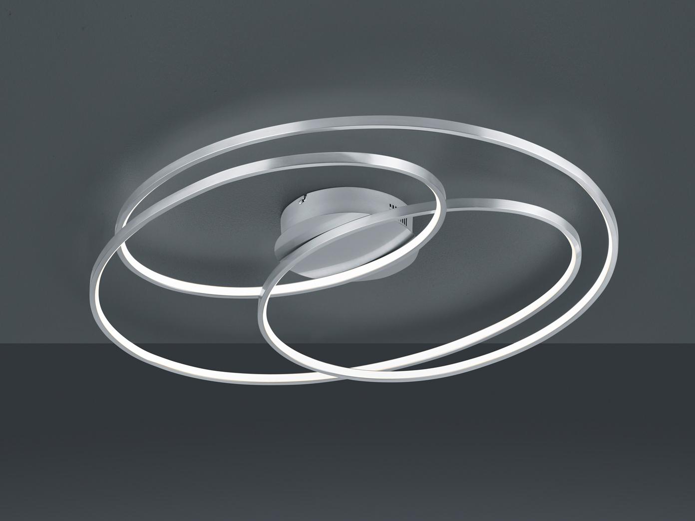 Ovale Led Deckenlampe Fur Grosse Raume Schone Wohnzimmerlampe Uber Couchtisch Kaufen Bei Setpoint Deutschland Gmbh