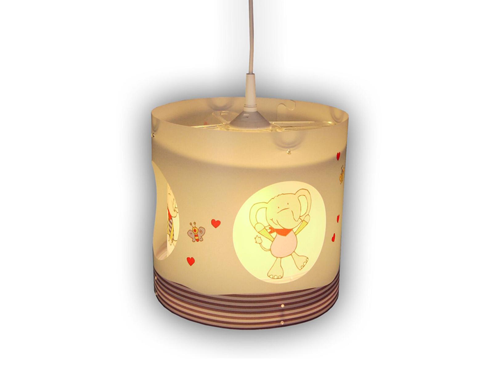 Kinder Led Pendelleuchte Drehend Lolo Lombardo Dimmbar Kinderzimmer Lampe Decke