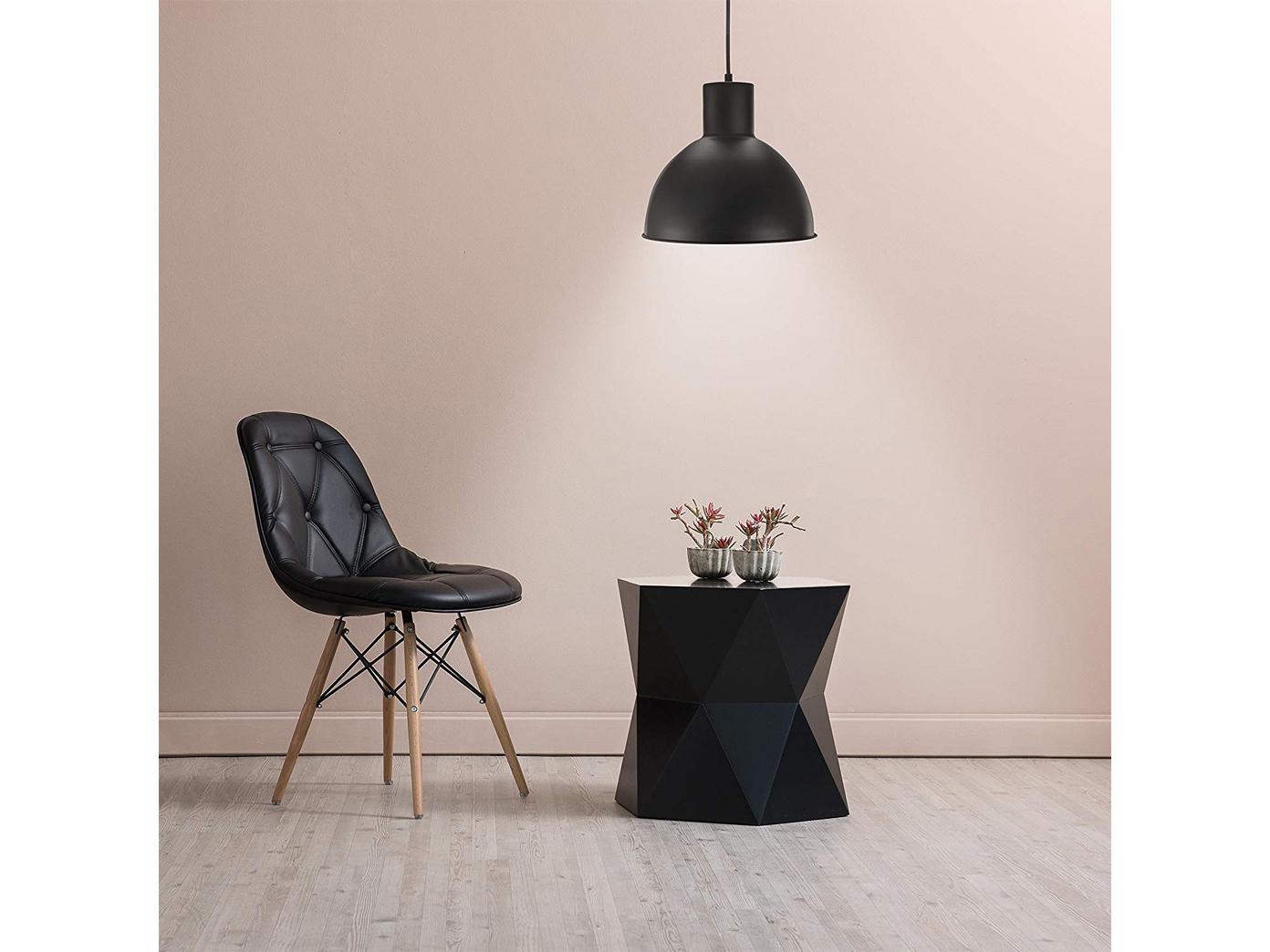 h ngelampe industrielampe 30cm metall schwarz bronze. Black Bedroom Furniture Sets. Home Design Ideas