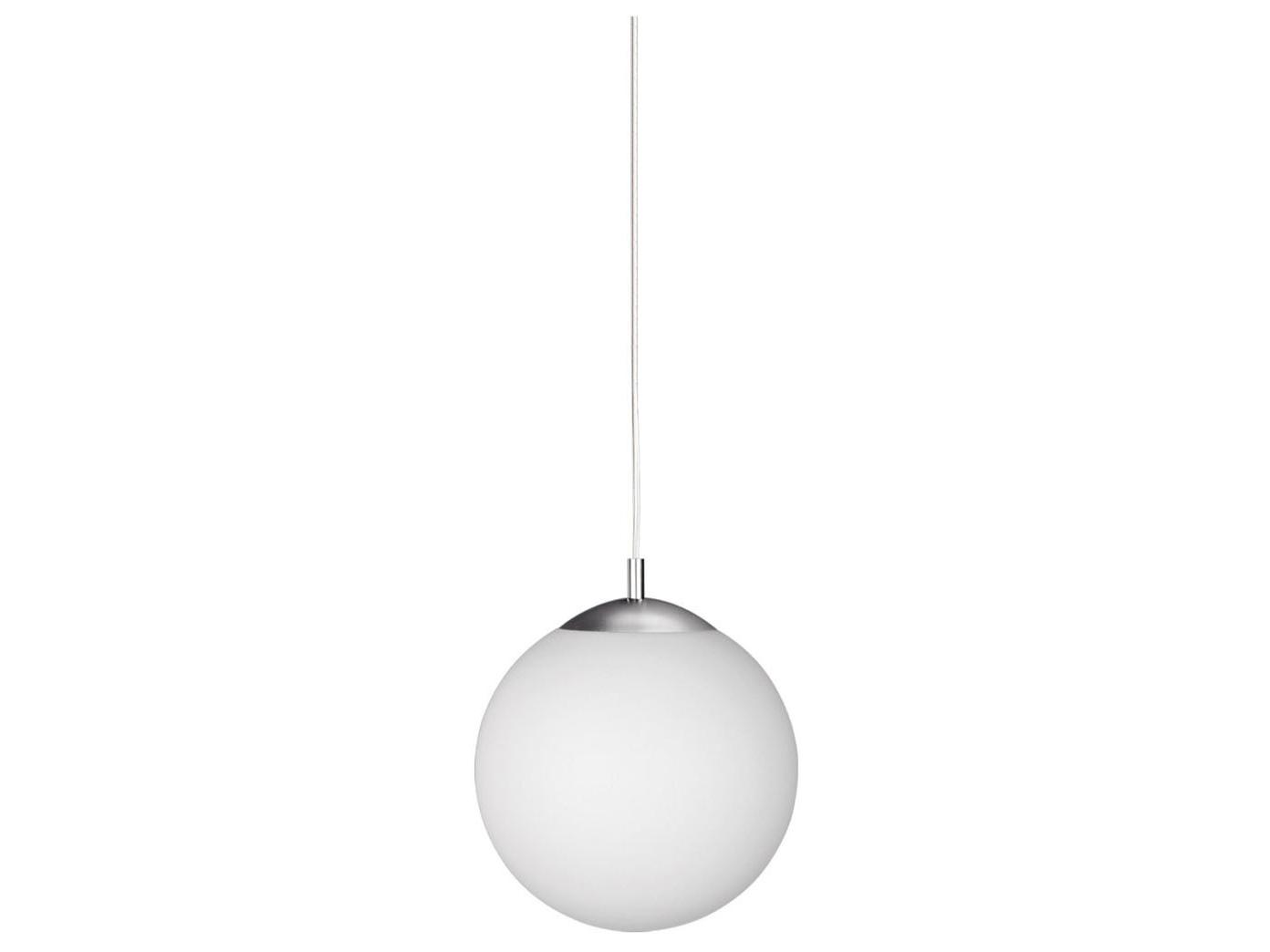 kugel pendelleuchte 30 cm glas opalwei wofi leuchten. Black Bedroom Furniture Sets. Home Design Ideas