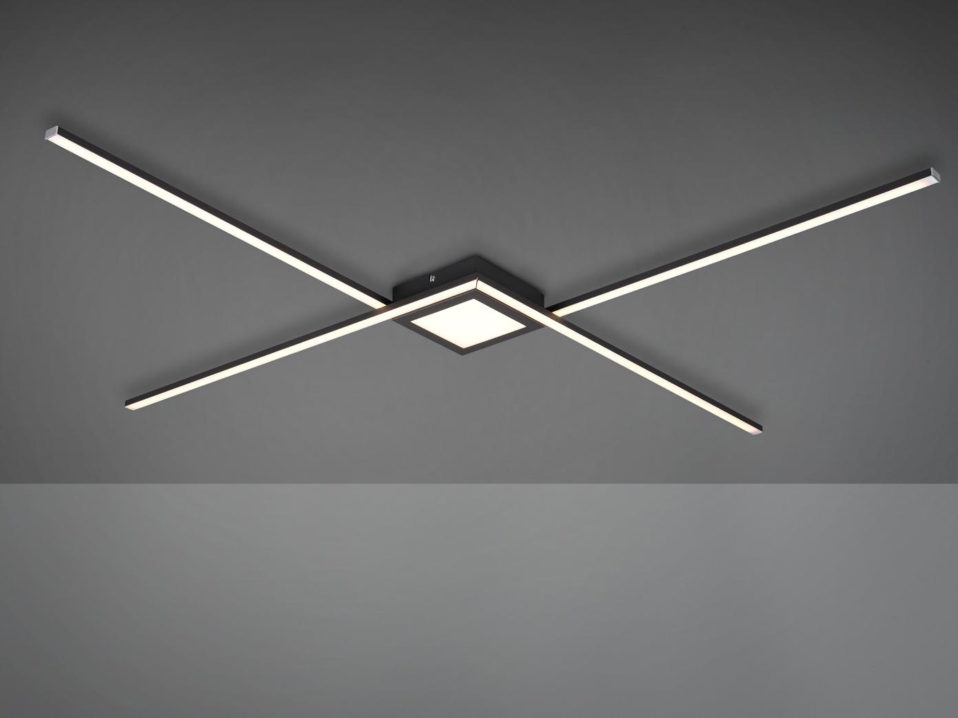 Coole Led Deckenlampe Fur Grosse Galerie Raume Flache Esszimmerleuchten Esstisch Kaufen Bei Setpoint Deutschland Gmbh