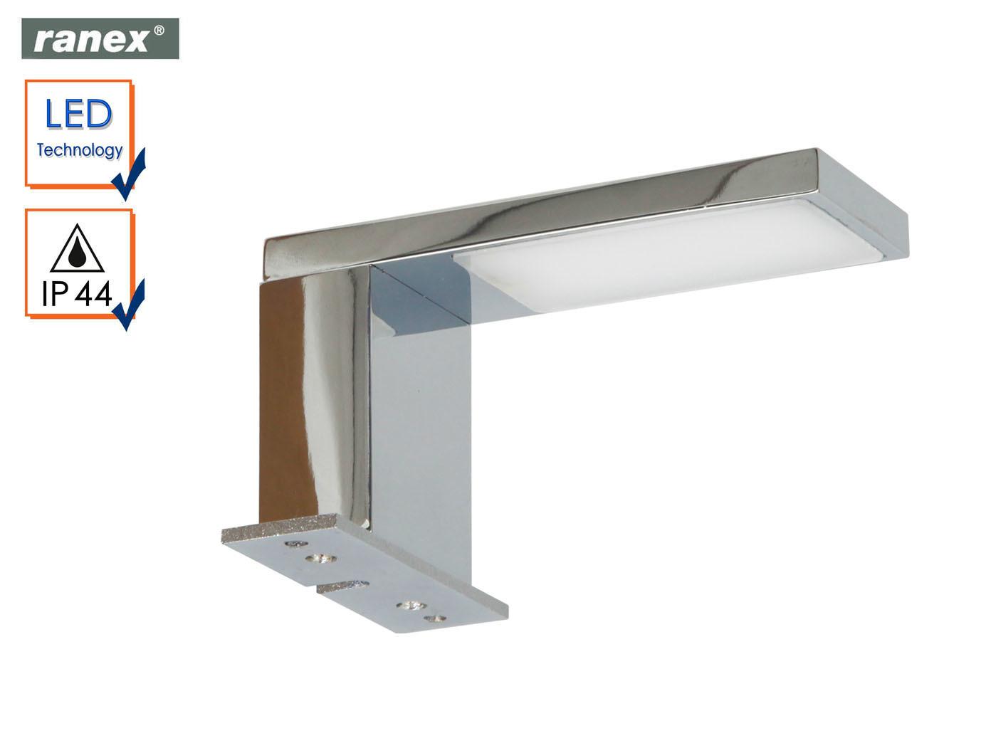 Wall Lights Moderne 2flammige Led Spiegelleuchte Fürs