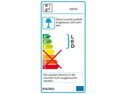 LED Hängeleuchte höhenverstellbar & dimmbar Länge 135 cm Pendelleuchte Pendel - Vorschau 2