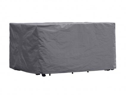 Schutzhülle M Abdeckung rechteckig 185x150cm für Gartenmöbel, Plane wasserdicht - Vorschau 2