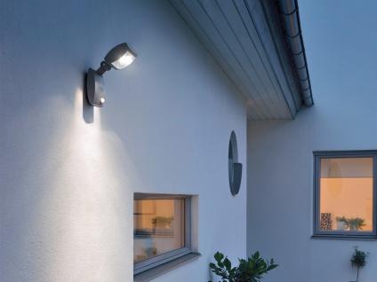 Außenwandleuchte LATINA Bewegungsmelder IP54, 3W LED, 350Lm 7937-370 - Vorschau 5