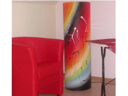 600W Infrarot Säulenheizung Heizsäule bemalbar 120cm, Vitalheizung - Vorschau 4