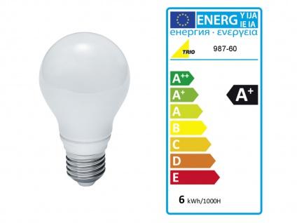 LED Terrassenlampe im Industrie Design für außen Deckenlampe Wandlampe Garten - Vorschau 5