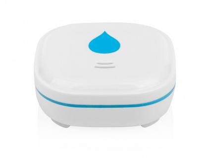 2er-Set Wassermelder 10-Jahres-Batterie Wasseralarm Wasserwächter 85dB - Vorschau 4