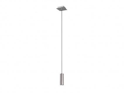 Innenlampe zum Aufhängen - Nickel matt Pendel für Wohnraum, Esszimmer, Bar & Küche
