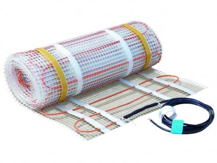 Fußbodenheizung / Heizmatte 70W, 0, 9 x 0, 5 m, 160W pro qm, Vitalheizung - Vorschau 2