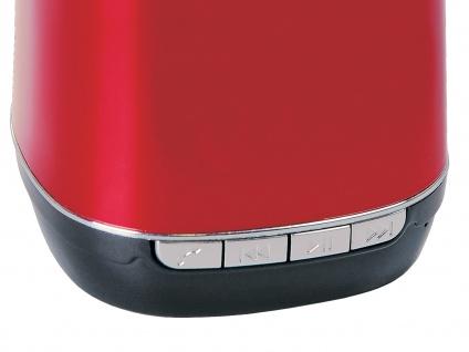 Portable Mini Bluetooth Lautsprecher mit Freisprecheinrichtung LED Anzeige + USB - Vorschau 2