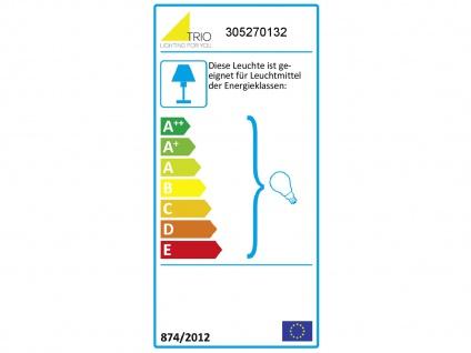 LED Pendelleuchte Schwarz mit Stecker für Steckdose 6m langes Kabel Hängelampen - Vorschau 3