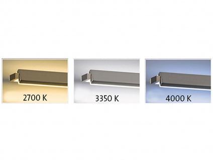 Verstellbare LED Wandleuchte 40cm mit Schalter für Dimmen & Farbwechsel, Uplight - Vorschau 4