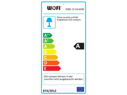 LED Deckenleuchte STER, Breite 71, 5 cm, Fernbedienung, dimmbar, Deckenlampe - Vorschau 4