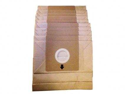 10er Pack Staubsaugerbeutel zu Staubsauger DO7283S / DO7284S Ersatzbeutel DOMO - Vorschau 2