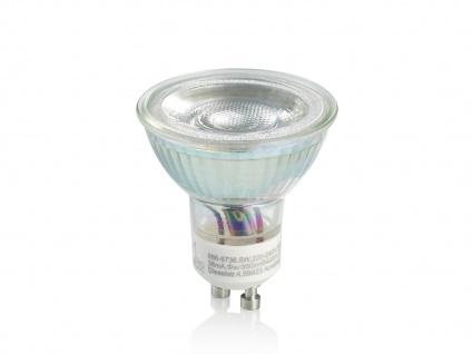 LED Leuchtmittel mit 3 Stufen Switch Dimmer, GU10 Fassung, 5W warmweiß Reflektor