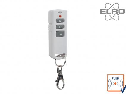 Funkfernbedienung Smart Home ELRO AG4000 Alarmsystem App gesteuert - Handsender