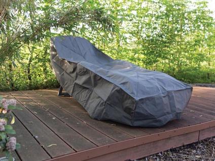 Gartenmöbel Schutzhüllen Set 200x75cm für Sonnenliegen, Abdeckhauben Gartenliege - Vorschau 4