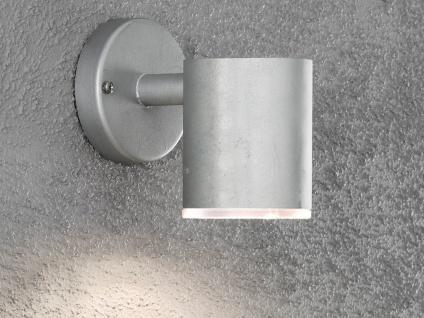 High Power LED Außenwandleuchte ULL, Vandalismus geschützt, 700 Lm