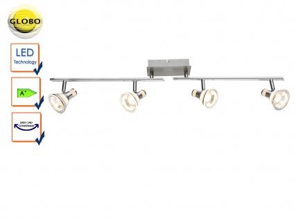 Globo LED Deckenstrahler TAKIRO 85cm, Spots schwenkbar, Deckenleuchte Wohnraum - Vorschau 1