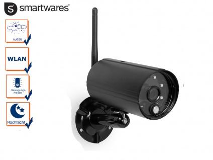 WLAN Zusatzkamera für CS97DVR und WDVR840S, kabellose Überwachungskamera außen