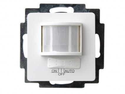 Bewegungsmelder aus Kunststoff für Innen, in polarweiß, 120°/12m, GAO