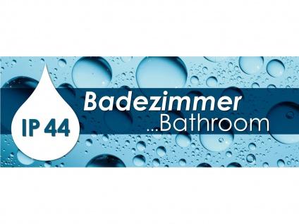 2x LED Wandlampen 30cm für Badezimmer über Badspiegel Badlampen Spiegelleuchten - Vorschau 5