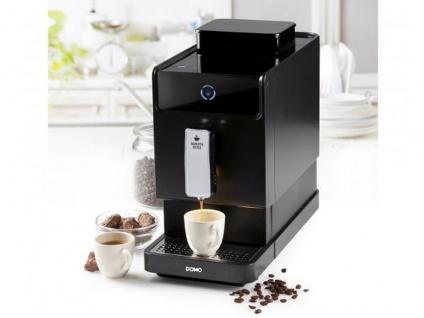 Barista Kombi Kaffeemaschine mit Mahlwerk & Tassenfunktion - Cappuccinomaschine