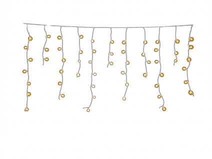 LED Eisregen Lichtvorahng Funksteckdose & Fernbedienung Stimmungslicht Garten
