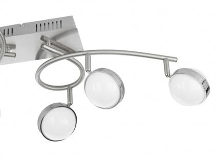 LED Deckenleuchte STER, Breite 71, 5 cm, Fernbedienung, dimmbar, Deckenlampe - Vorschau 3