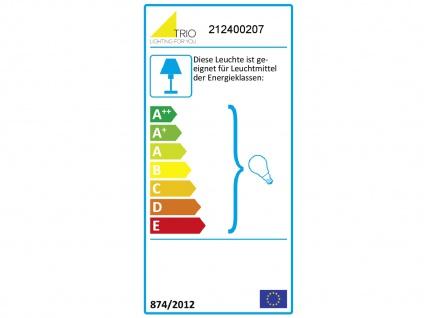 Wandleuchte Up and Down aus Metall Silber mit dimmbaren LEDs, Strahler für Innen - Vorschau 3