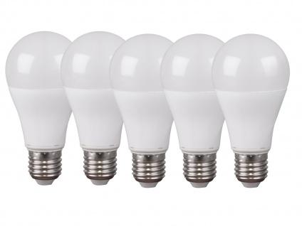 5er-Set LED-Leuchtmittel E27, 15W, 1520 Lumen, 2700 Kelvin, EEK A+ - Vorschau 2