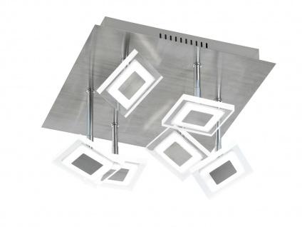 LED Deckenleuchte MEGAN, Fernbedienung Farbwechsel Dimmer, LED Deckenlampe - Vorschau 2