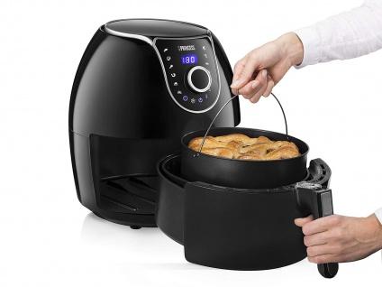 XXL Heißluftfritteuse Crispy Fryer Umluft Friteuse Frittieren ohne Öl 5, 2 Liter - Vorschau 4