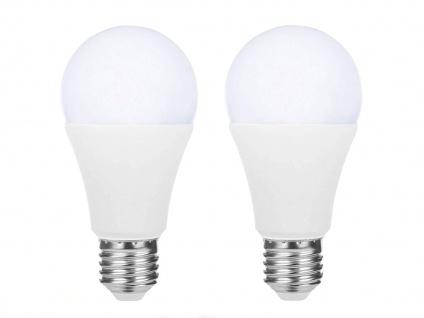 2er Set intelligente E27 Zusatz LED Birnen Smarthome PRO - dimmbar & Lichtfarbe - Vorschau 2