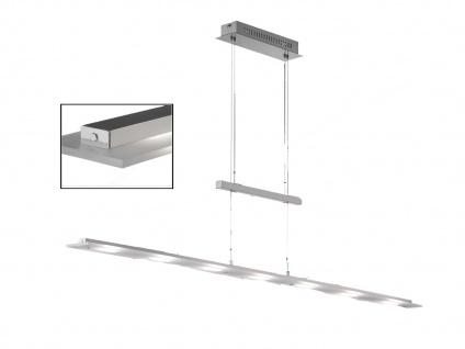 LED Hängeleuchte höhenverstellbar & dimmbar Länge 135 cm Pendelleuchte Pendel
