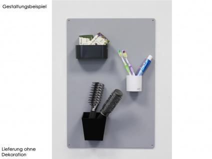 Wandaufbewahrung, Set aus Magnettafel und 3 verschiedenen Töpfen, KalaMitica - Vorschau 3