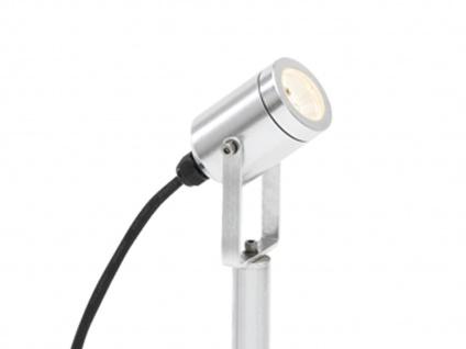 2er LED-Erdspießstrahler Erdspießleuchte Außenstrahler Gartenstrahler MONZA - Vorschau 3