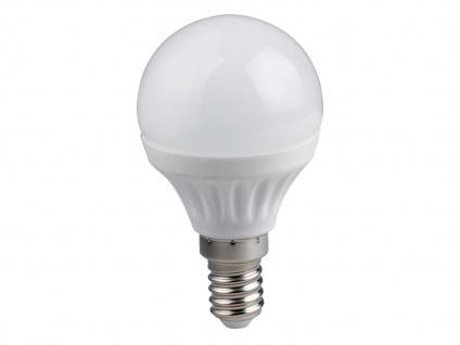 LED Leuchtmittel Tropfenform 1 Watt DIMMBAR für E27 Fassung 800 Lumen Ø6cm A+