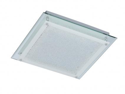 2er Set LED Deckenleuchte MORA, Chrom, LED Deckenlampen Deckenleuchte - Vorschau 2