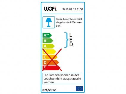 LED Deckenleuchte in Blattgold-Optik 26W verstellbar - Designerleuchte Esszimmer - Vorschau 3