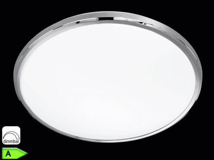 TRIO Dimmbare LED-Deckenleuchte, ink.23W SMD-LED, 1400Lm, Ø 42cm