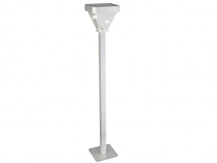 Globo LED Solarleuchte Wegeleuchte 1m, Gartenlampe Solar Außenbeleuchtung IP44 - Vorschau 2