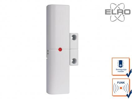 Smart Home Türkontakt Fenstersensor ELRO Alarmanlage AG4000 Handy App Funksensor