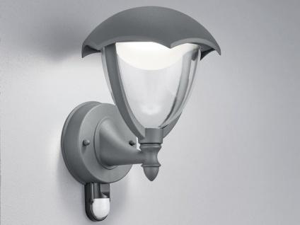 LED Außenwandleuchte Bewegungsmelder Landhaus Terrassenbeleuchtung Außenlaterne