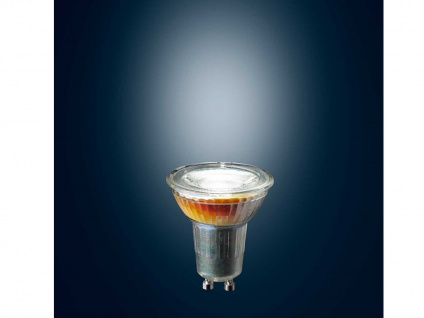 LED REFLEKTOR extern dimmbar mit GU10 Fassung 5 Watt & 350Lumen in Warmweiß