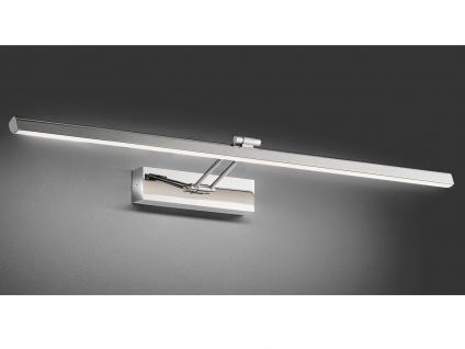 2er Set schwenkbare LED Badezimmerwandleuchten Spiegellampe 90cm, Badbeleuchtung - Vorschau 4